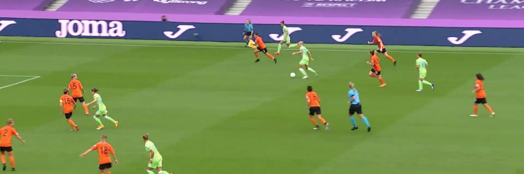 Glasgow City FC – Vfl Wolfsburg 1:9