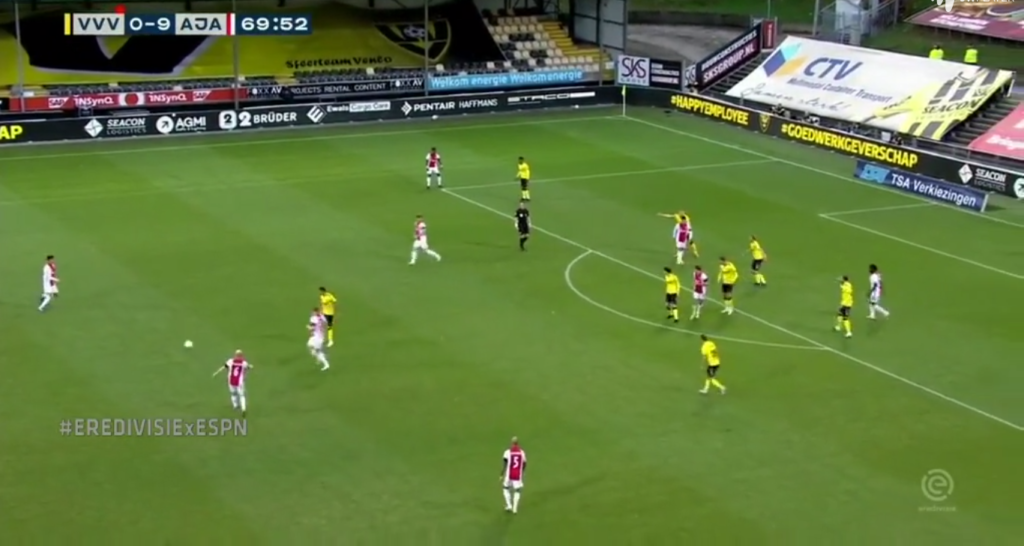How not to defend - Venlo Ajax Amsterdam in der Analyse 0:13